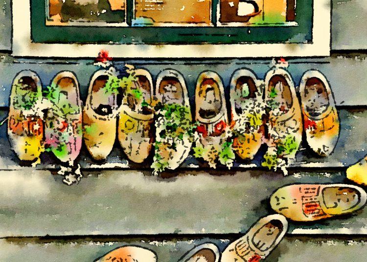 Wooden Shoe Garden (22)