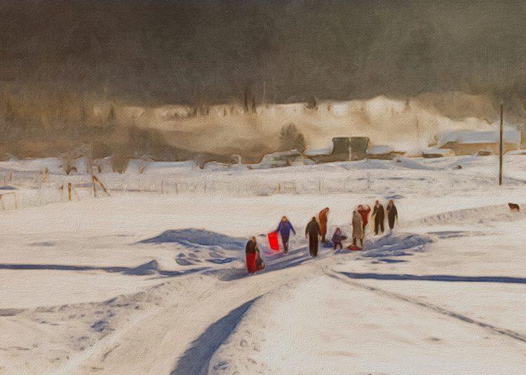 Winter Sledding (53)
